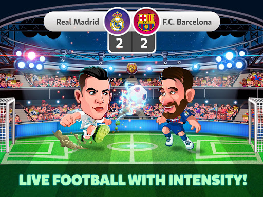 Head Soccer La Liga 2018 4.3.0 screenshots 13