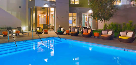 Stylish Suites in San Diego East Village