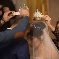 Wedding photographer Arkadiy Korobka (ArkHawt). Photo of 18.03.2018
