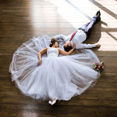Wedding photographer Aleksandr Uruskin (Pritok41). Photo of 06.08.2018