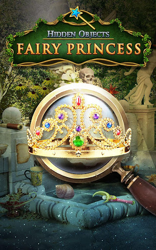 Hidden Objects: Fairy Princess