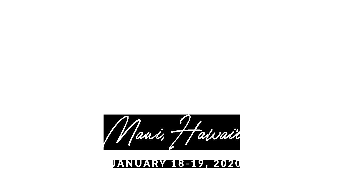 The Content Planner Workshop Maui
