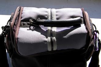 Photo: Favorite camera bag repaired 2010