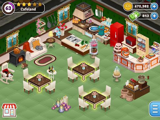 Cafeland - World Kitchen 2.1.14 screenshots 2