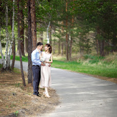 Wedding photographer Aleksandra Eremina (eremina2110). Photo of 07.07.2014
