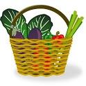 Organic Basket icon