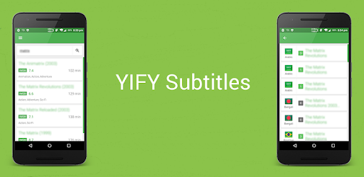 YIFY Torrent Subtitles - Apps on Google Play