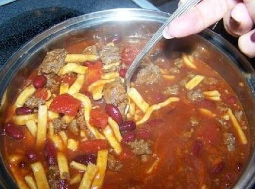Cin's Bbq Chili Recipe