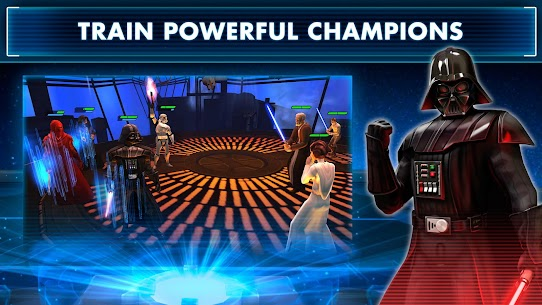 Star War Galaxy of Heroes 0.9.242934 (Unlimited Crystals) MOD Apk 3