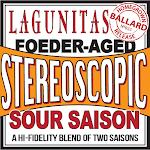 Lagunitas Stereoscopic Sour Saison (Foeder Aged)