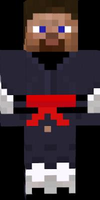PS4 ninja, but Steve unmasked!