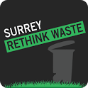 Surrey Rethink Waste icon