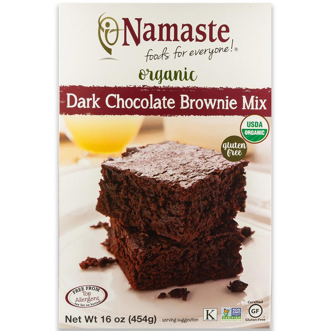 Organic Dark Chocolate Brownie Mix