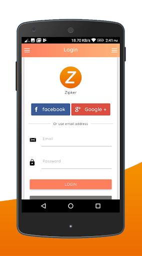 Zipker Women's Online Shopping  screenshots 2
