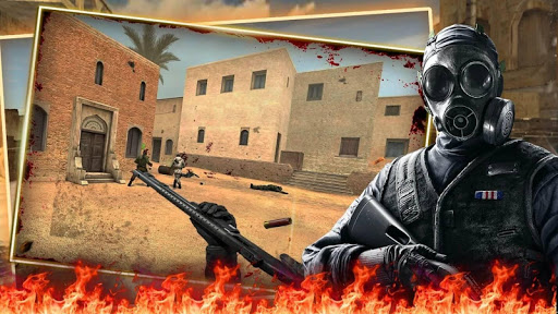 Gun Strike: Real 3D Shooting Games- FPS 2.0.2 Screenshots 12