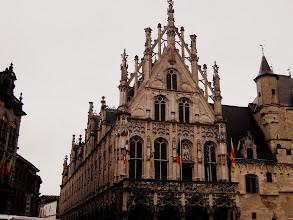 Photo: Mechelen radnice