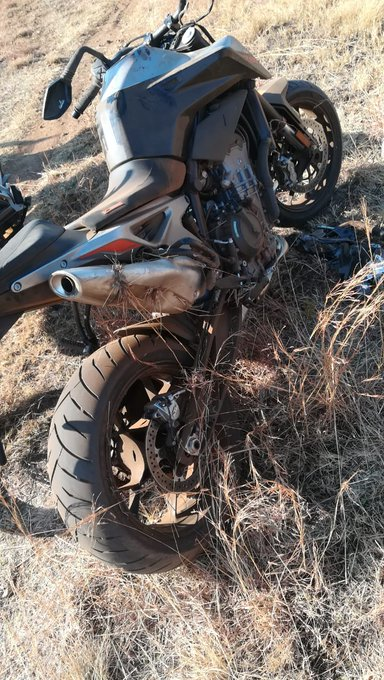 Motorbiker and 8-month-old child among weekend road fatalities