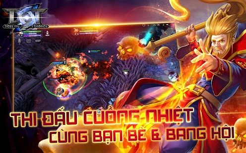 DOT VN - 5v5 MOBA- screenshot thumbnail