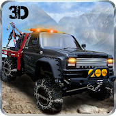 Offroad Tow Truck 3D