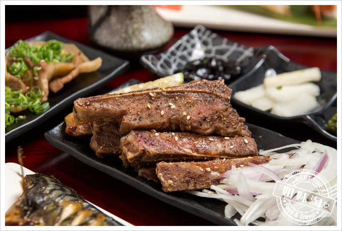 番太郎日式居酒屋豬肋排