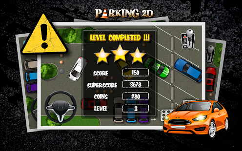 Parking 2D- screenshot thumbnail