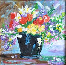 Photo: букет цветов