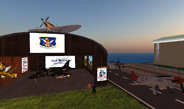 Photo: Flying Tigers & Nexgen Aviation,  = http://maps.secondlife.com/secondlife/KittyCatS%20SL9B%20BirthdayBash/23/33/21