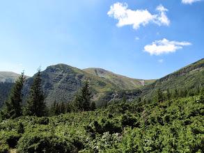 Photo: 18.Główna grań Czarnohory przypomina Niżne Tatry, zwłaszcza ich zachodnią część.