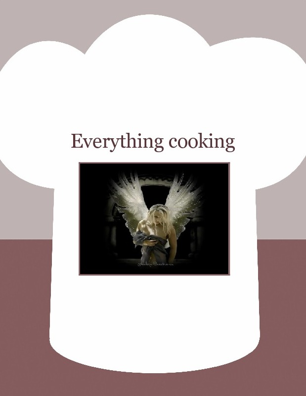 Everything cooking