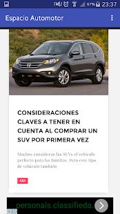 Noticias del Mundo Automotor