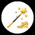 Magia de dinero: los símbolos icon