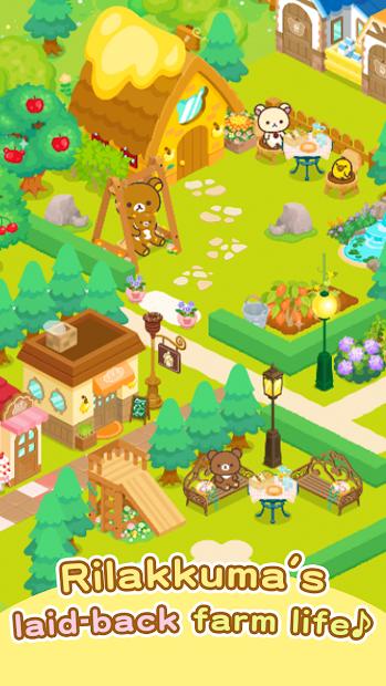 Rilakkuma Farm