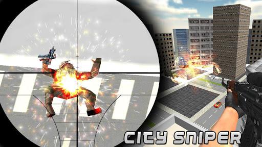 城市 狙击 射手: 凶手: Sniper Shooting