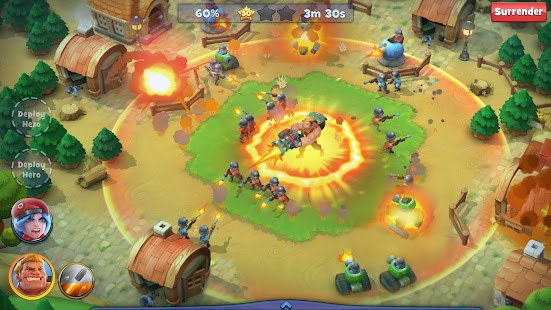 Fieldrunners Attack! (Unreleased)- screenshot thumbnail