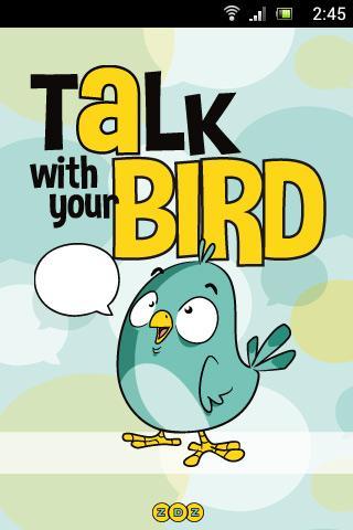 Talk with your Bird–Translator
