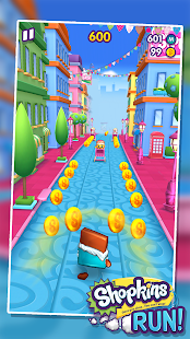Shopkins Run!- screenshot thumbnail