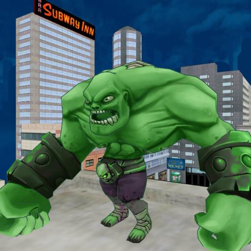 Superhero Bulk The Incredible