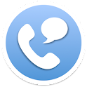 Callgram messaging with calls icon