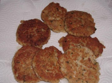 Fadda's Fishcakes Recipe