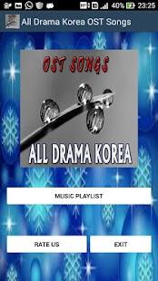 All Drama Korea OST Songs - náhled