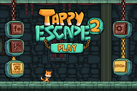 Tappy Escape 2 - Spooky Castle screenshot 1