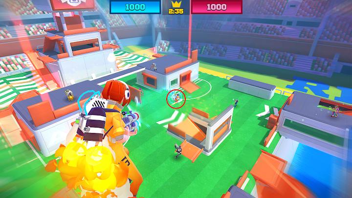 FRAG Pro Shooter Android App Screenshot