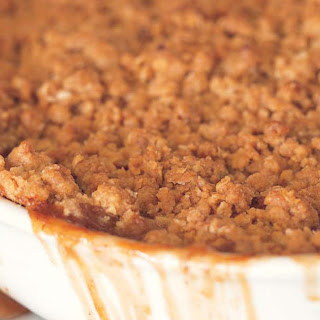 Old-Fashioned Apple Crisp.