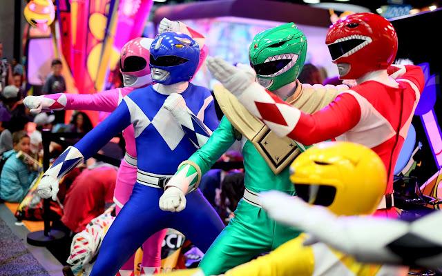 Power Rangers Tab