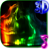 Music Visualizer 3D LWP