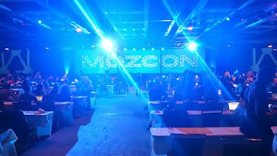 Photo: #MozCon Day 2 will begin soon.