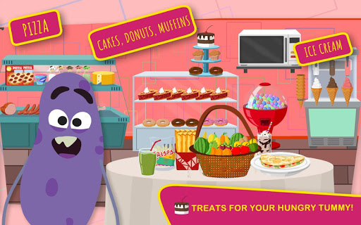 Toy Store - Fruits Vs Veggies - screenshot