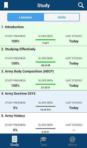 PC u7528 PROmote - Army Study Guide 1