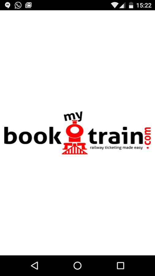 IRCTC - BookMyTrain, Railway Ticketing Made Easy- screenshot
