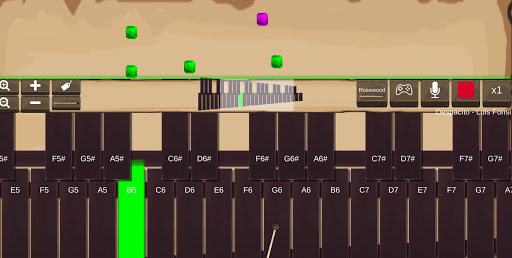 Xylophone Real: 2 mallet types screenshots 2